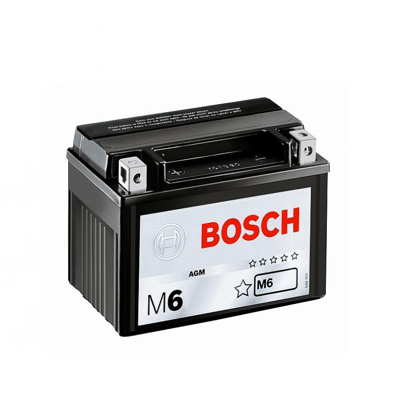 Акумулатор Bosch M6 YTR4A-BS thumb