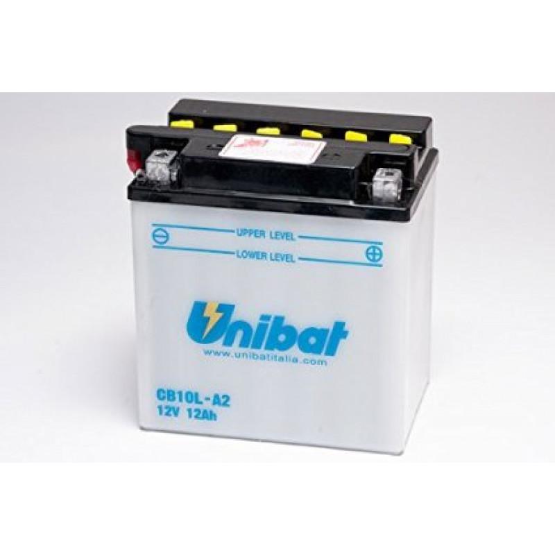 Акумулатор Unibat 11 Ah, 12 V - CB10L-A2 thumb