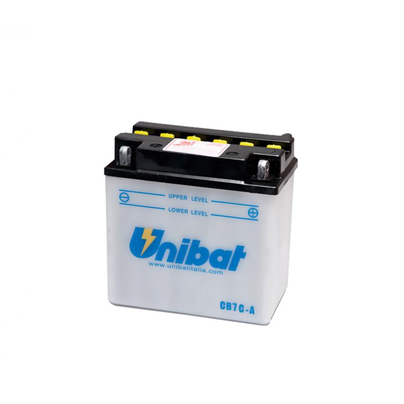 Акумулатор Unibat 8 Ah, 12 V - CB7C-A
