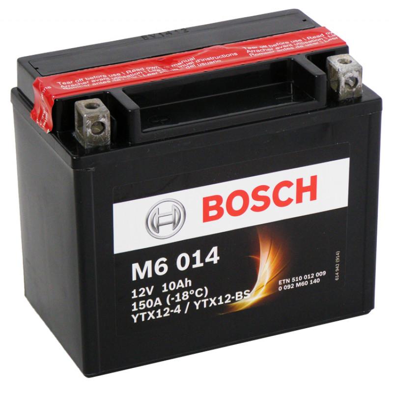 Акумулатор Bosch M6 YTX12-BS thumb
