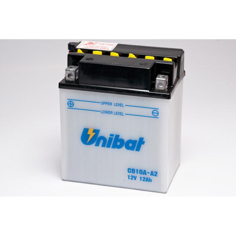 Акумулатор Unibat 11 Ah, 12 V - CB10A-A2 thumb