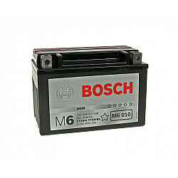 Мото акумулатор Bosch М6 YTX9-BS