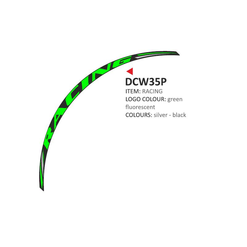 Лепенки за джанти 3M DCW35P/PR3270