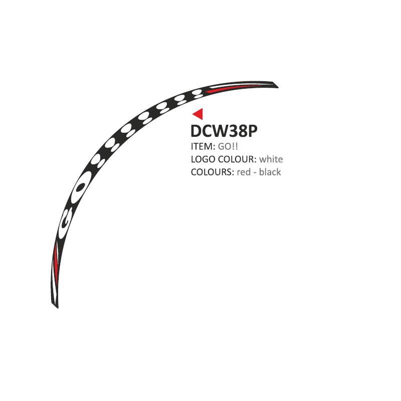 Лепенки за джанти 3M DCW38P/PR3275 thumb
