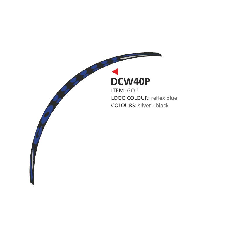 Лепенки за джанти 3M DCW40P/PR3276 thumb
