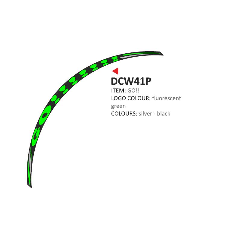 Лепенки за джанти 3M DCW41P/PR3274