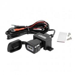 USB зарядно 2400mA 38878