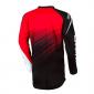 Мотокрос блуза O'NEAL ELEMENT RACEWEAR BLACK/RED 2 thumb