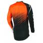 Мотокрос блуза O'NEAL ELEMENT RACEWEAR BLACK/ORANGE 2 thumb