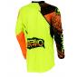 Мотокрос блуза O'NEAL ELEMENT BURNOUT BLACK/HI-VIZ/ORANGE  thumb