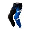 Мотокрос брич O'NEAL ELEMENT RACEWEAR BLACK BLUE 2 thumb