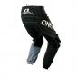 Мотокрос брич O'NEAL ELEMENT RACEWEAR BLACK/GRAY 2 thumb