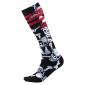 Термо чорапи O'NEAL Pro MX CROSSBONES BLACK WHITE thumb