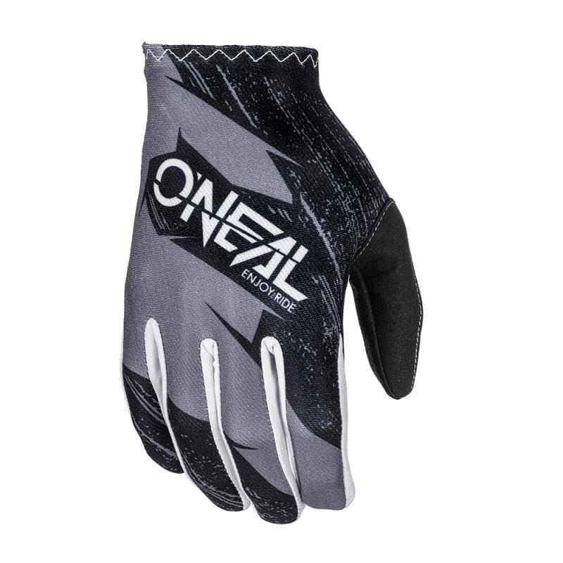 Мотокрос ръкавици O'NEAL MATRIX BURNOUT BLACK/GRAY