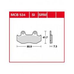 Мото накладки TRW MCB534SI