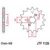 Предно зъбчато колело (пиньон) JTF1128,11 thumb