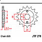 Предно зъбчато колело (пиньон) JTF270,14
