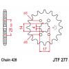 Предно зъбчато колело (пиньон) JTF277,13 thumb