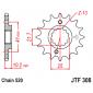 Предно зъбчато колело (пиньон) JTF308,15
