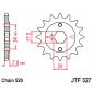 Предно зъбчато колело (пиньон) JTF327,14