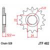 Предно зъбчато колело (пиньон) JTF402,17 thumb