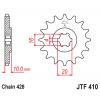 Предно зъбчато колело (пиньон) JTF410,15 thumb