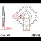 Предно зъбчато колело (пиньон) JTF410,15