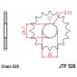 Предно зъбчато колело (пиньон) JTF520,16