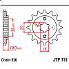 Предно зъбчато колело (пиньон) JTF711,14 thumb