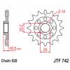 Предно зъбчато колело (пиньон) JTF742,15 thumb