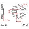 Предно зъбчато колело (пиньон) JTF749,15 thumb