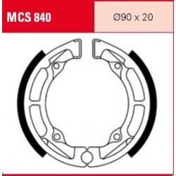 Мото накладки TRW MCS840