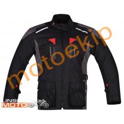 Текстилно мото яке BLACK BIKE ZONDA
