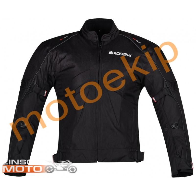 Текстилно мото яке BLACK BIKE RACE DEVIL 2