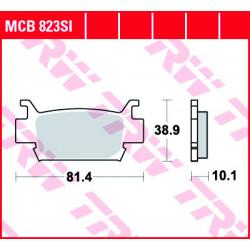 Мото накладки TRW MCB823SI