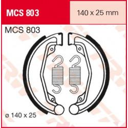 Мото накладки TRW MCS803