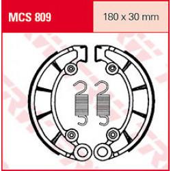 Мото накладки TRW MCS809