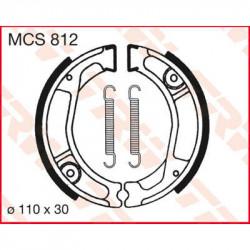 Мото накладки TRW MCS812