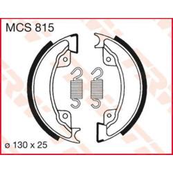 Мото накладки TRW MCS815