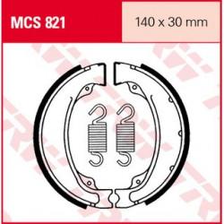 Мото накладки TRW MCS821