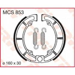 Мото накладки TRW MCS853