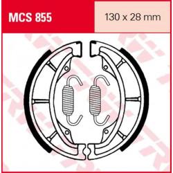 Мото накладки TRW MCS855
