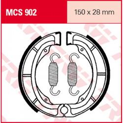Мото накладки TRW MCS902