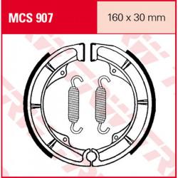 Мото накладки TRW MCS907