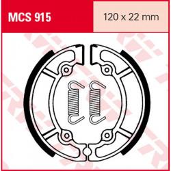 Мото накладки TRW MCS915