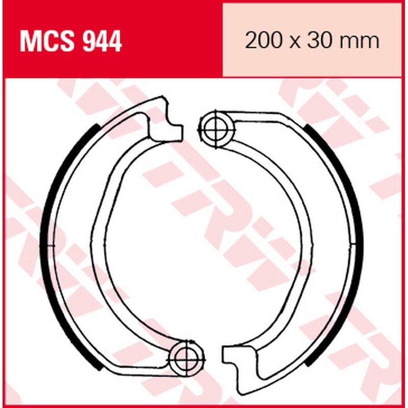 Мото накладки TRW MCS944 thumb