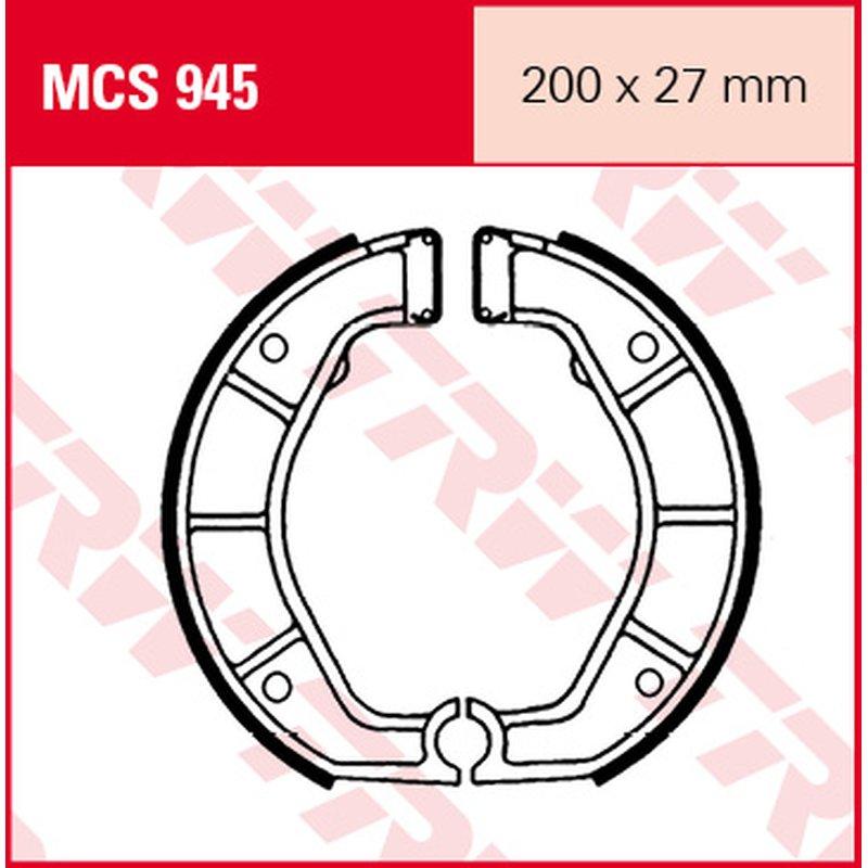 Мото накладки TRW MCS945 thumb