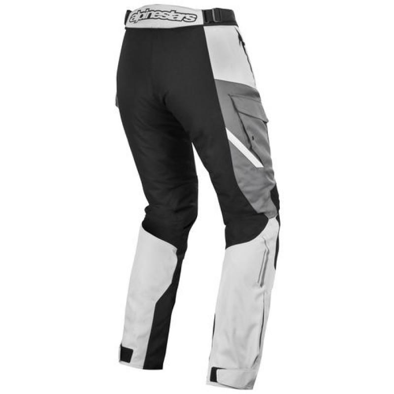 Текстилен панталон ALPINESTARS ANDES V2 DRYSTAR SILVER thumb