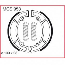 Мото накладки TRW MCS953