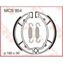 Мото накладки TRW MCS954
